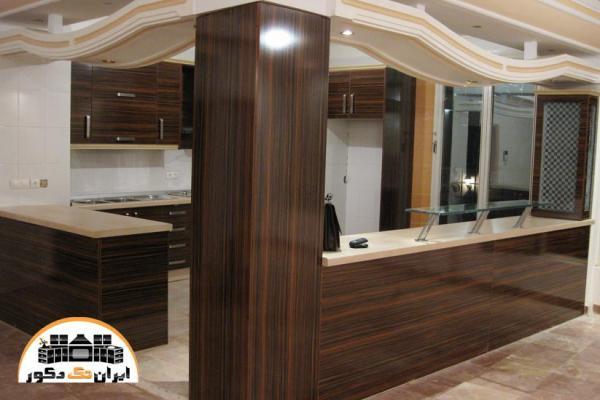 کابینت آشپزخانه با طرح های اروپایی